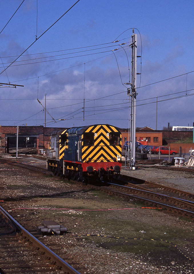 08817/08397, up light, Warrington, 17-3-95.