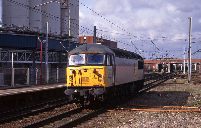 56018, up light, Warrington, 17-3-95.