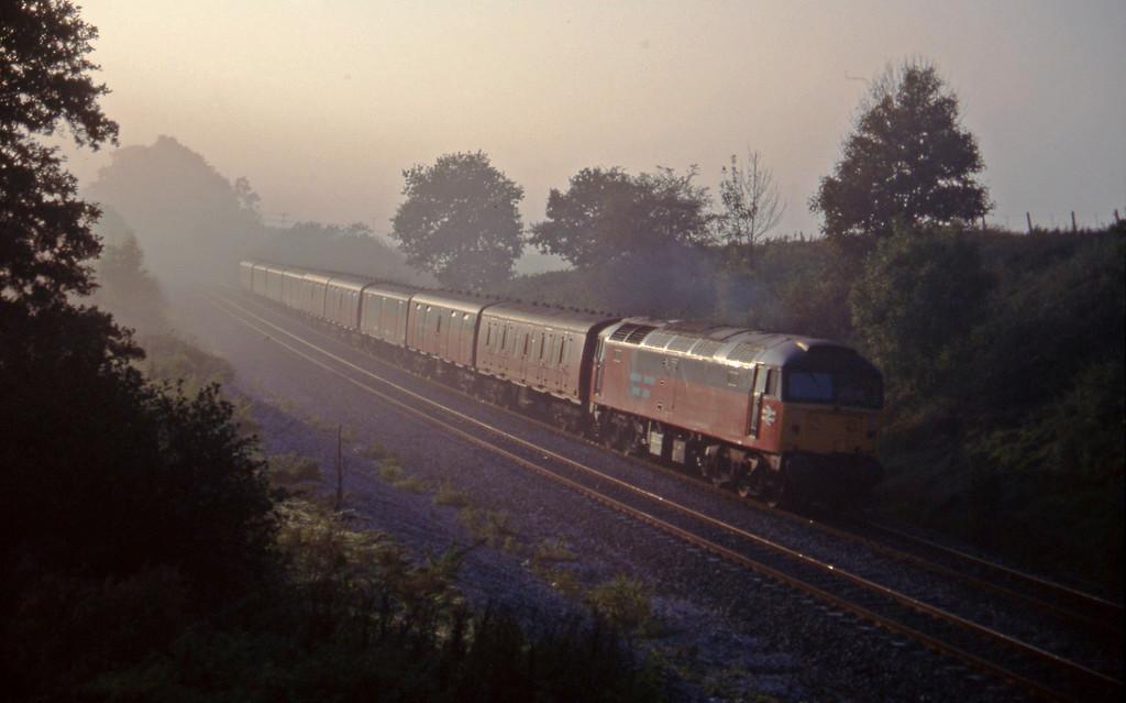 47584, 13.53 Plymouth-Crewe, Whiteball, 1-11-95.