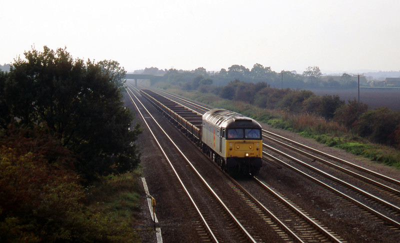 47294, down departmental, Cossington, near Leicester, 11-10-95.