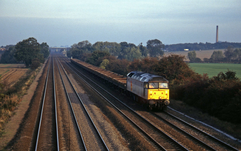 47294, up departmental, Cossington, near Leicester, 11-10-95.