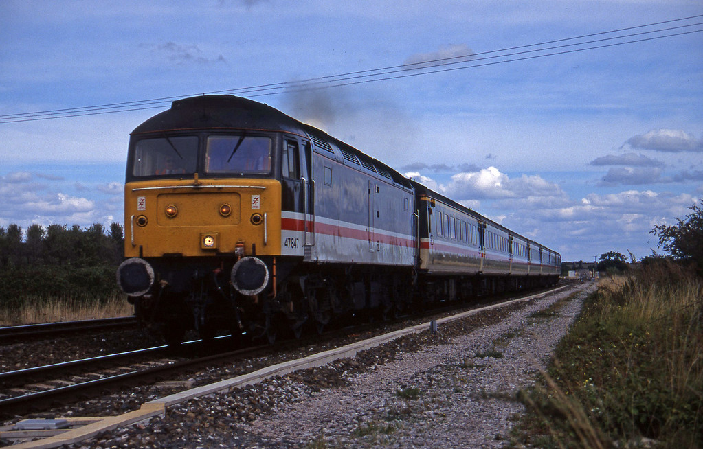 47847, 09.10 Liverpool Lime Street-Plymouth, Cogload, 6-9-95.