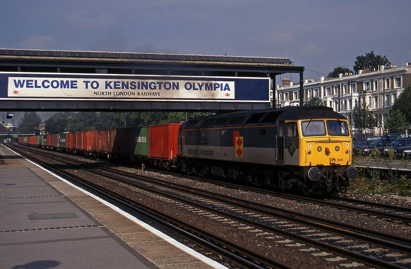 47245, Crewe Basford Hall-Grain (Kent), Kensington Olympia, 22-9-95.