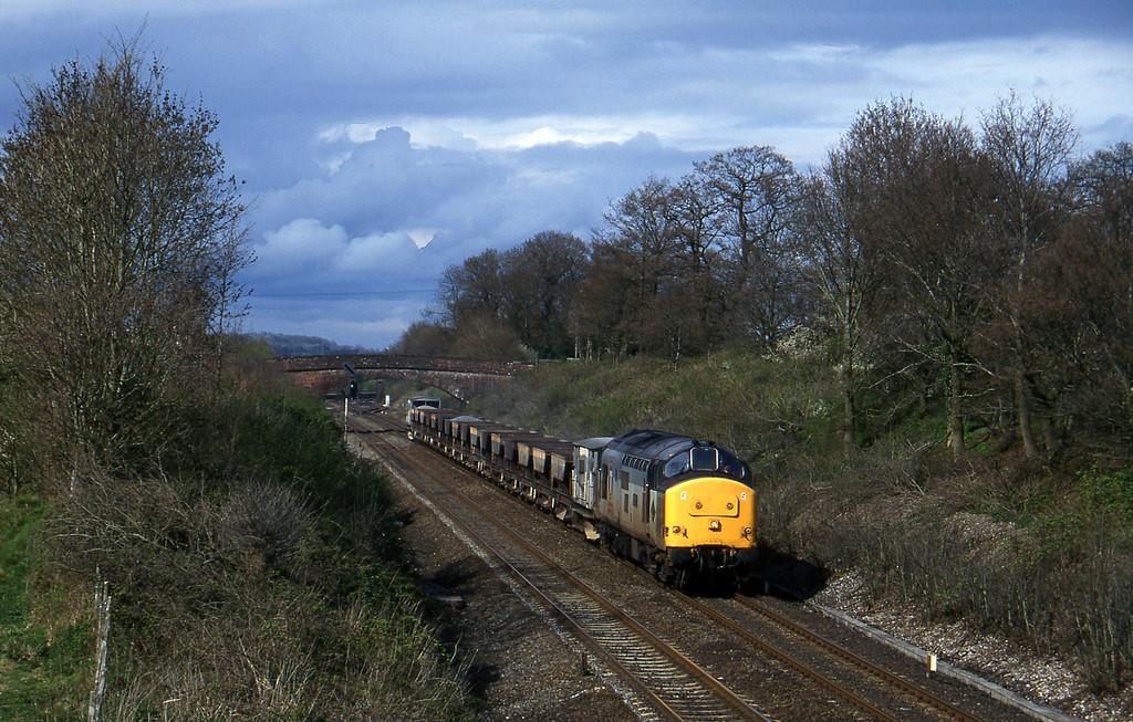 37670, down departmental, Willand, near Tiverton, 30-4-96.
