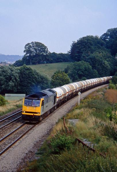 60083, Furzebrook-Hallen Marsh, Twerton, Bath, 20-8-98.