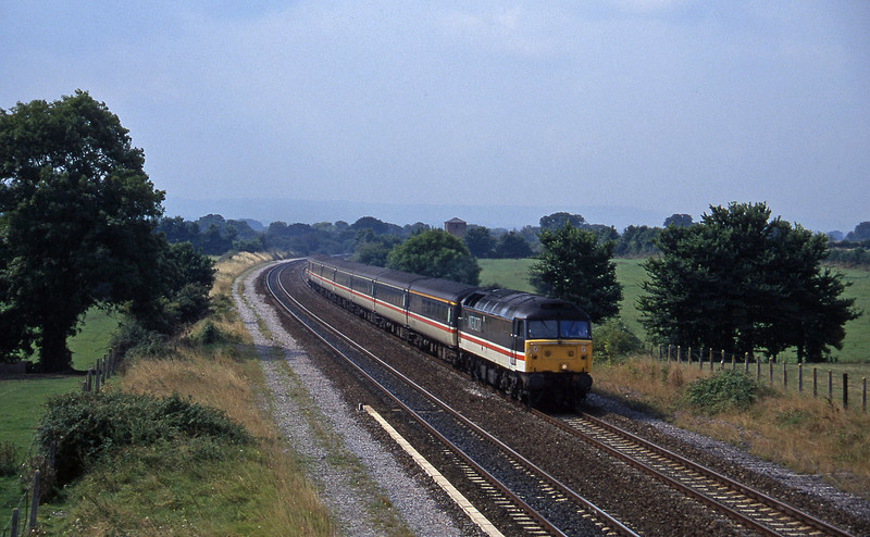 47818, 10.44 Plymouth-Manchester Piccadilly, Cogload, 28-8-96.