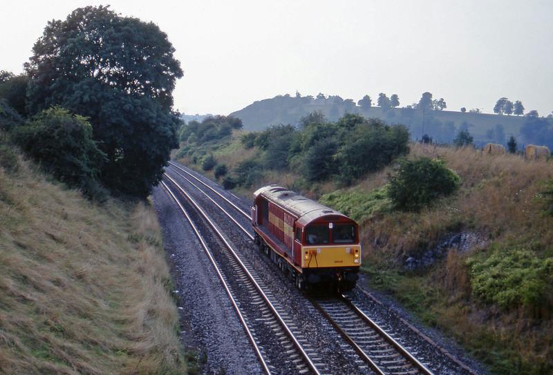 58048, up light, Twerton, Bath, 20-8-96