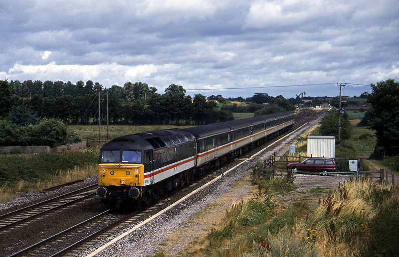 47847, 09.10 Liverpool Lime Street-Plymouth, Cogload, 6-8-96.