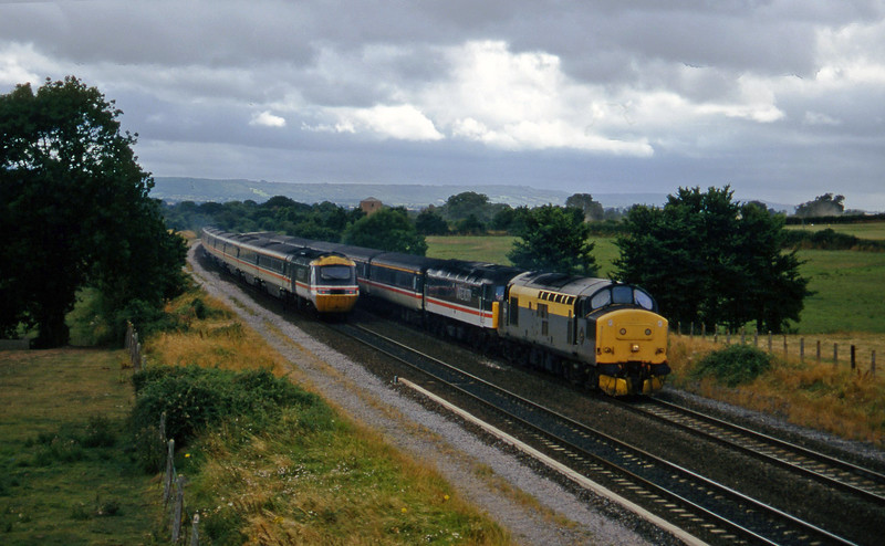 37254/47806 (failed), 10.44 Plymouth-Manchester Piccadilly, Cogload, 6-8-96 (15.12).