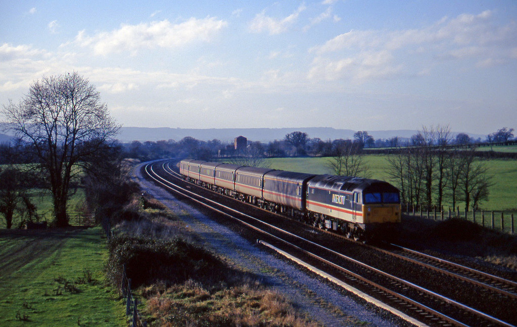 47828, 10.44 Plymouth-Manchester Piuccadilly, Cogload, 24-12-96.