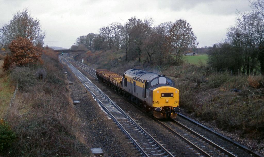 37264, down departmental, Willand, near Tiverton, 10-2-96.
