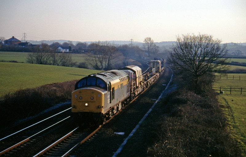 37377, up departmental, Willand, near Tiverton, 28-2-96.