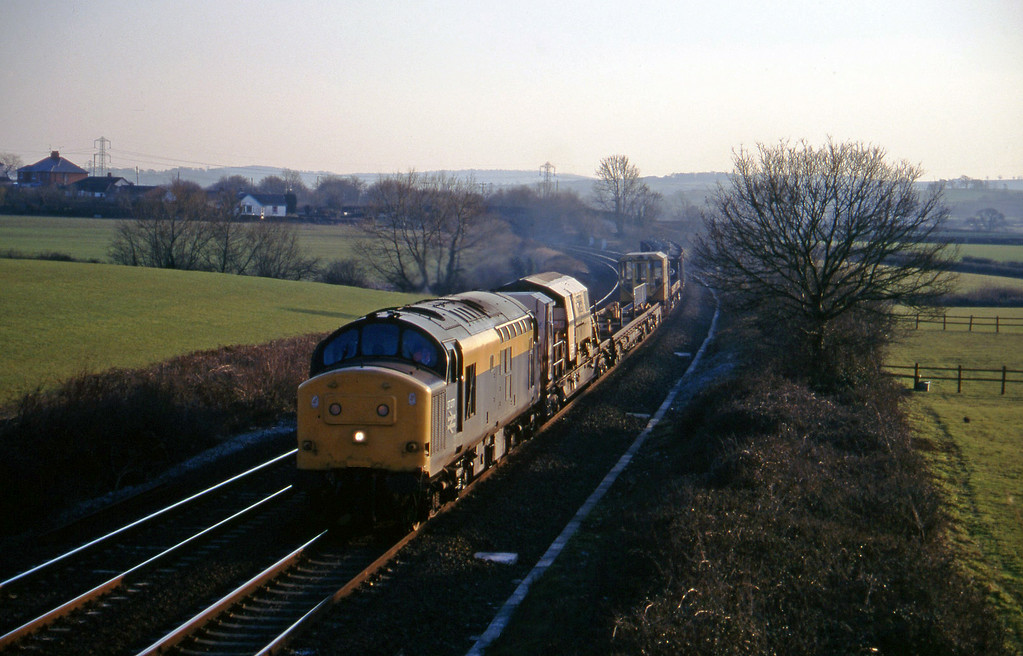 37377, up departmental, Willand, near Tiverton, 28-2-96.
