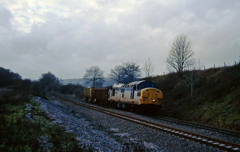 37042, up stone empties, Whiteball, 9-1-96.