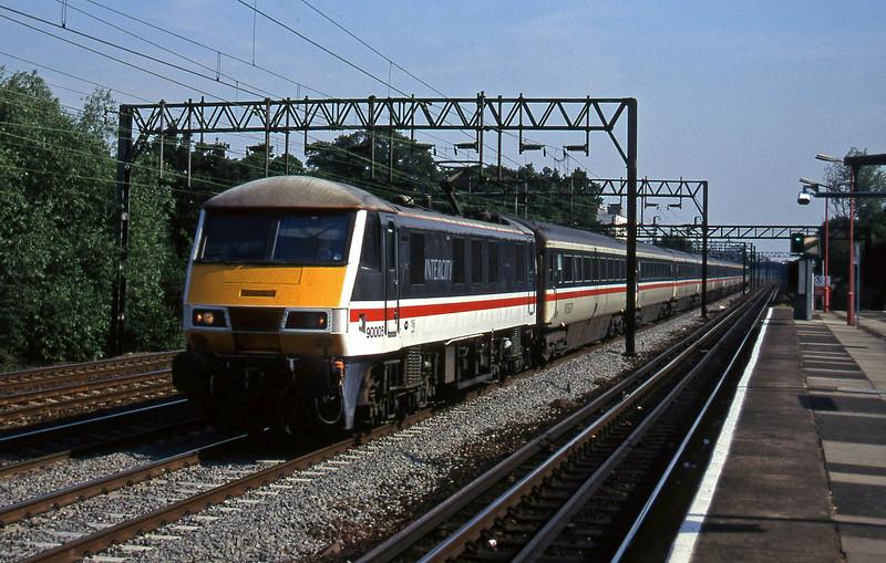 90005, down, South Kenton, London, 19-7-96.
