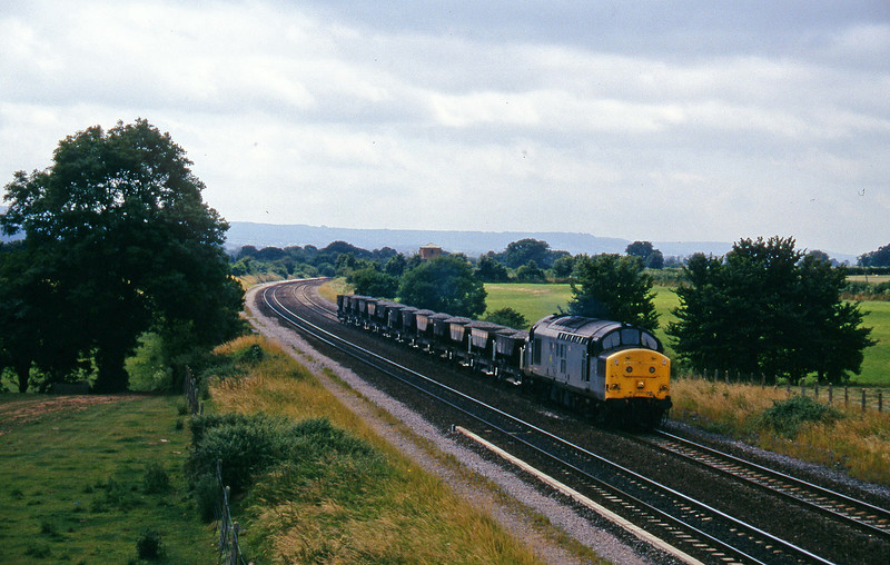 37162, up ballast, Cogload, 9-7-96.