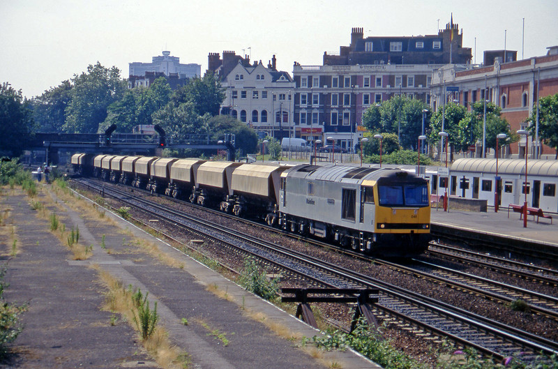 60041, Angerstein-Park Royal, London Kensington Olympia, 19-7-96.