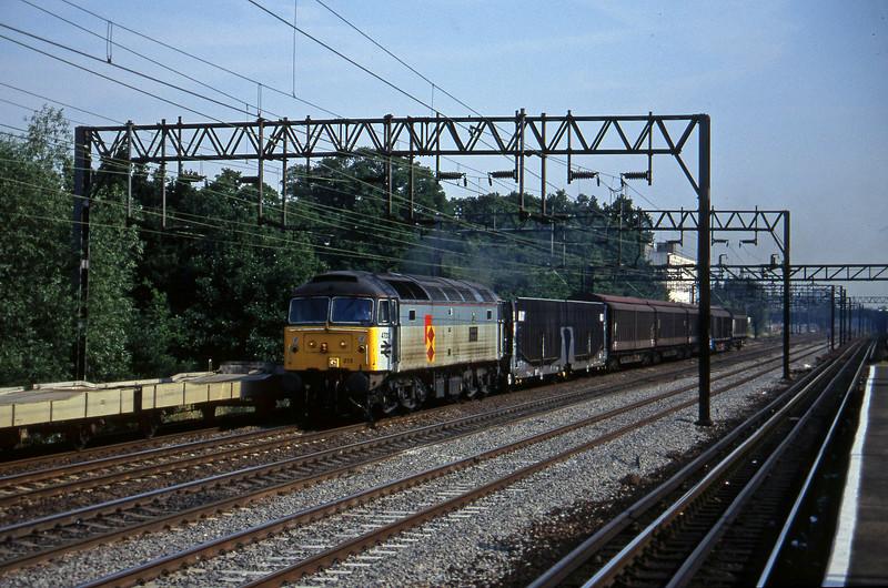 47213, down Enterprise, South Kenton, London, 19-7-96.
