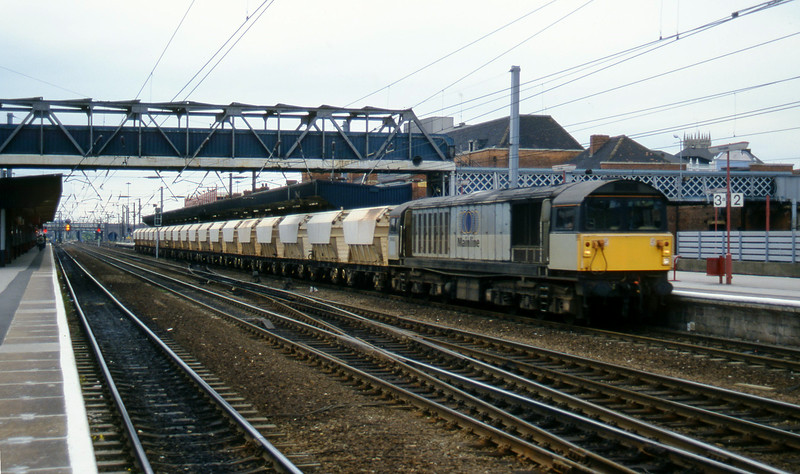 58043, up stone, Doncaster, 19-6-96.