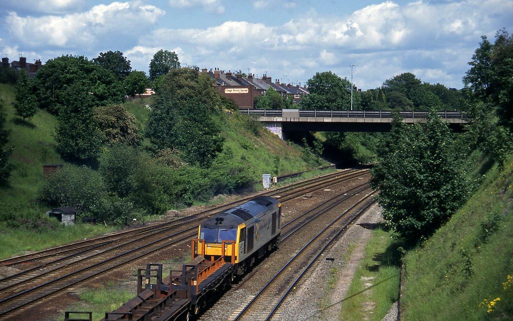 60052, down steel, Rotherham, Masborough, 12-6-96.