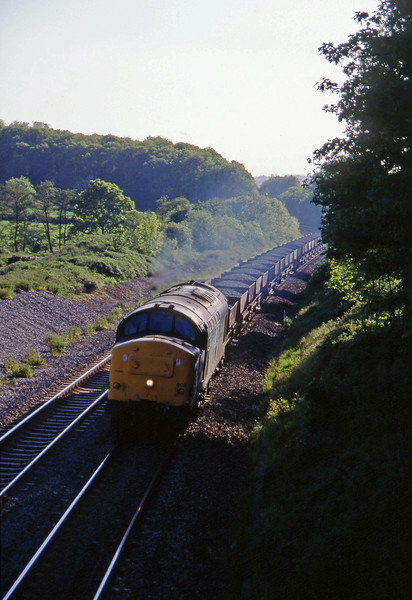 37800, up ballast, Whiteball, 4-6-96.