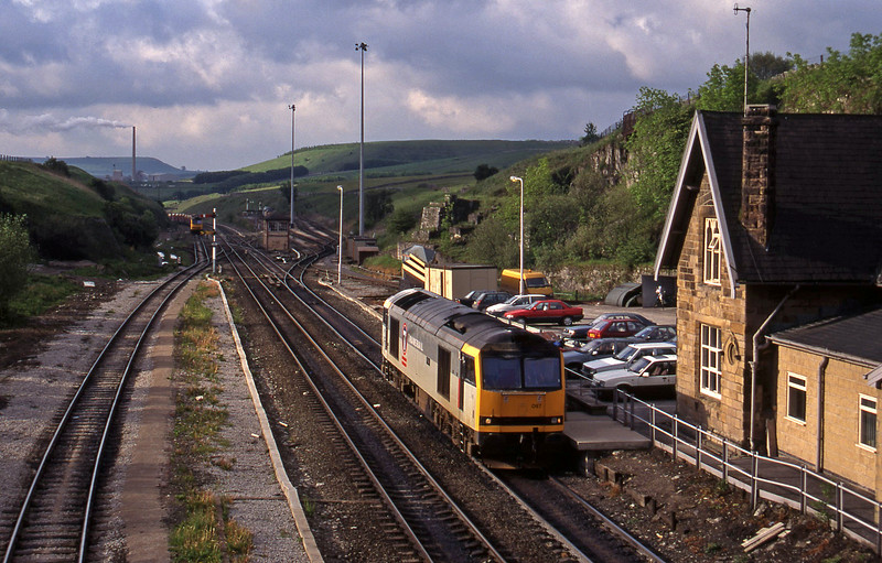 60097, off stabling point, down light, Peak Dale, 12-6-96, 07.27.