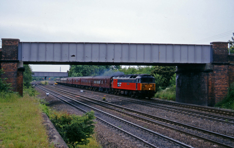 47747, down Statesman stock, Monk Fryston, 19-6-96.