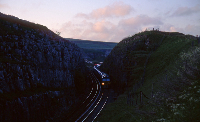 59205, Tunstead-Drax Power Station, Dove Holes, 12-6-96.