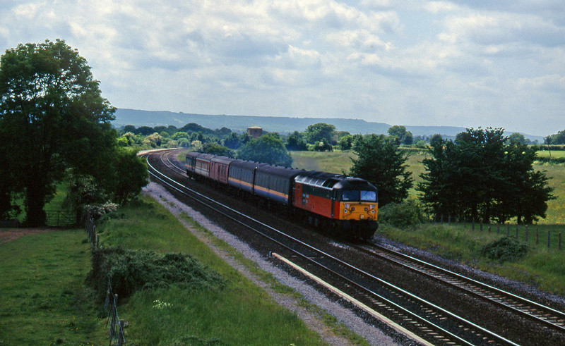 47762, up test train, Cogload, 4-6-96.