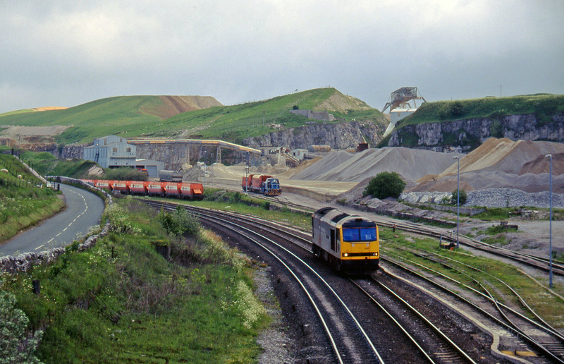 60055, up light, Peak Dale, 12-6-96.