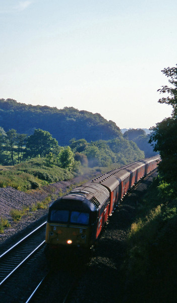 47725, 17.10 Plymouth-Low Fell, Whiteball, 17-6-96.