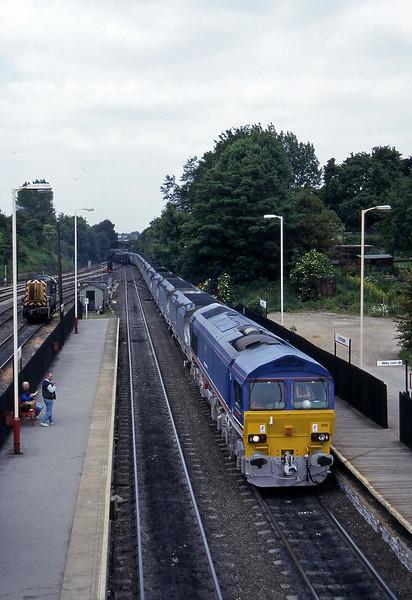 59205, eastbound mgr, Knottingley, 19-6-96.
