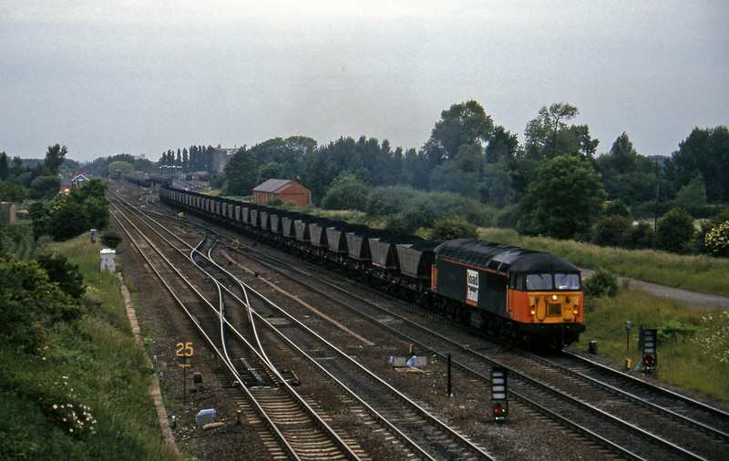 56074, up mgr, Monk Fryston, 19-6-96.