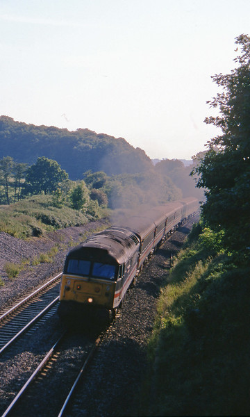 47845, 16.50 Plymouth-Sheffield, Whiteball, 17-6-96, checked.