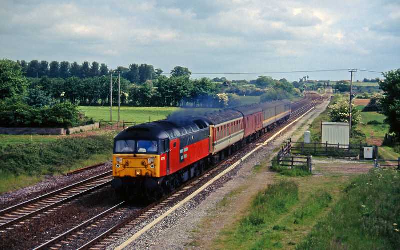 47762, down test train, Cogload, 4-6-96.