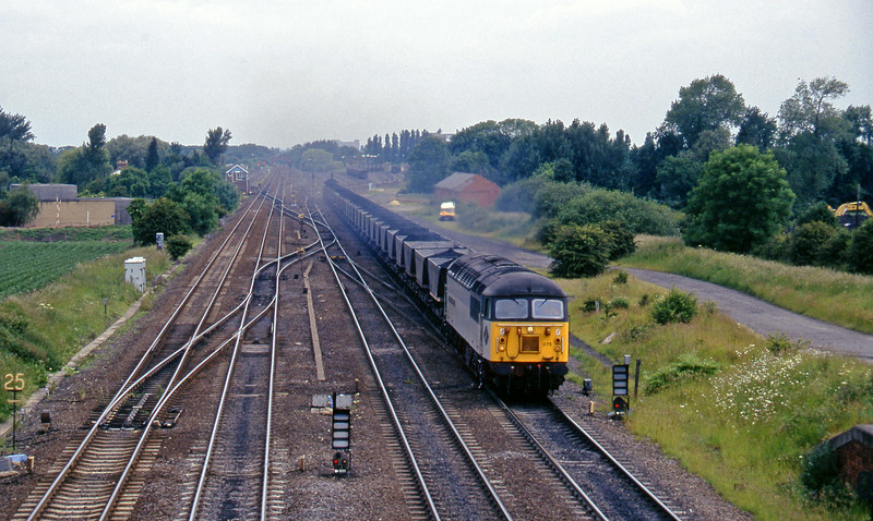 56075, up mgr, Monk Fryston, 19-6-96.