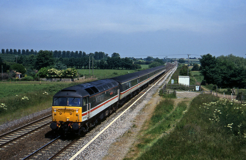 47840, 09.10 Liverpool Lime Street-Plymouth, Cogload, 18-6-96.