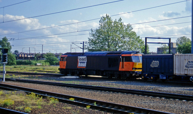 60007, Drax Power Station-Mountfield, Doncaster, 12-6-96.
