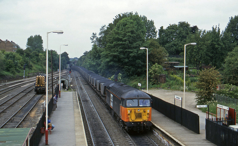 56074, eastbound mgr, Knottingley, 19-6-96.