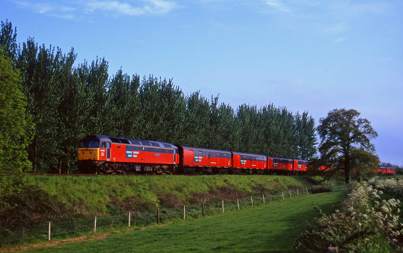47739, 17.10 Plymouth-Low Fell, Beambridge, near Wellington, 28-5-96.