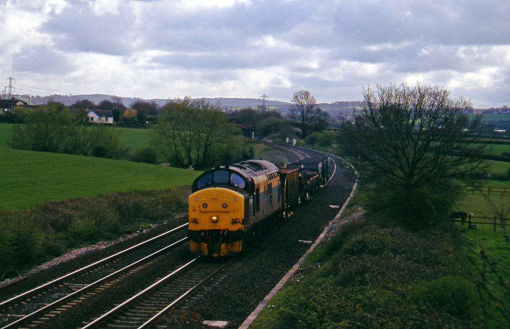 37258, up departmental, Willand, near Tiverton, 1-5-96.