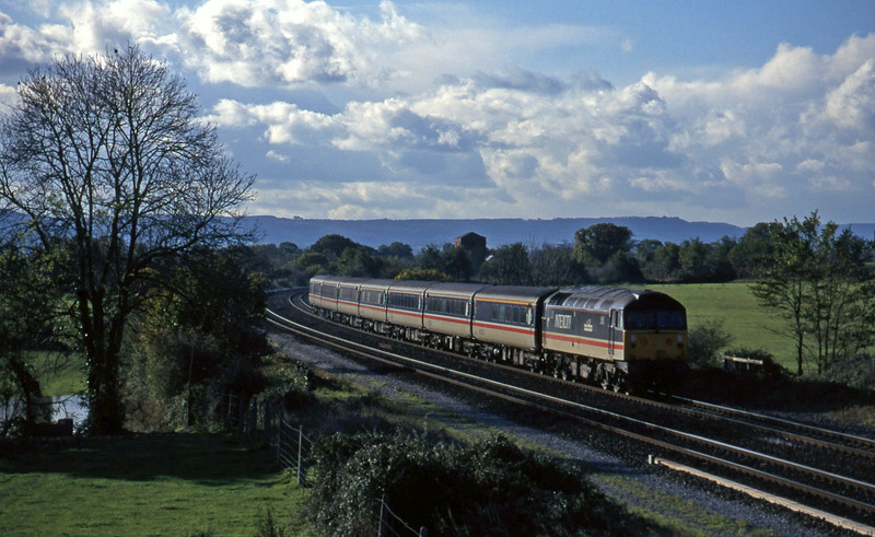 47810, 10.44 Plymouth-Manchester Piccadilly, Cogload, 19-11-96.