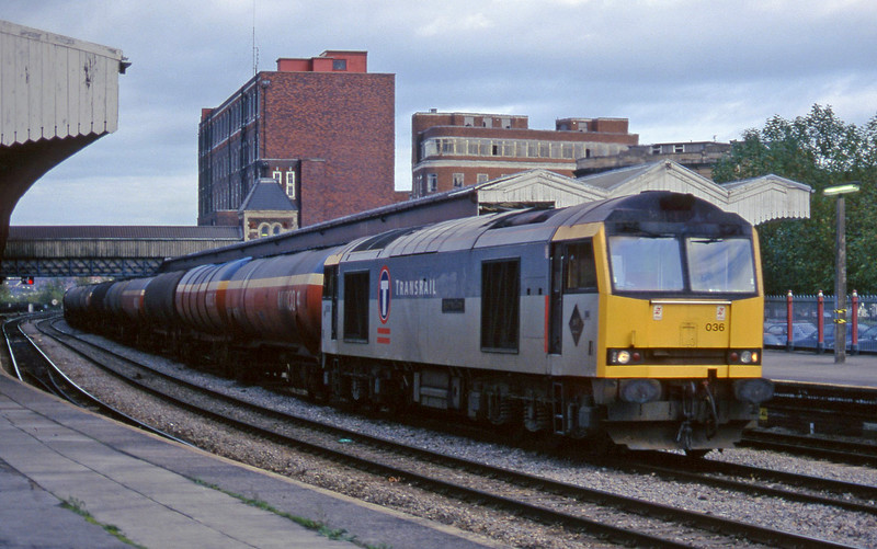 60036, down Murco tanks, Newport  13-11-96.