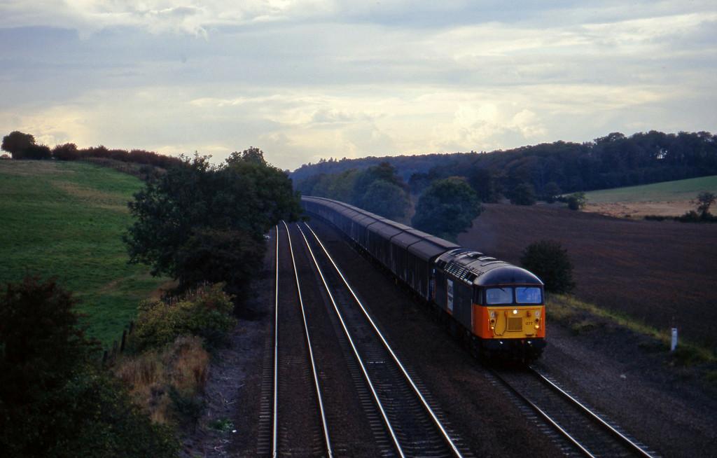 56077, Ripple Lane-Immingham, Melton Ross, near Barnetby, 1-10-96.