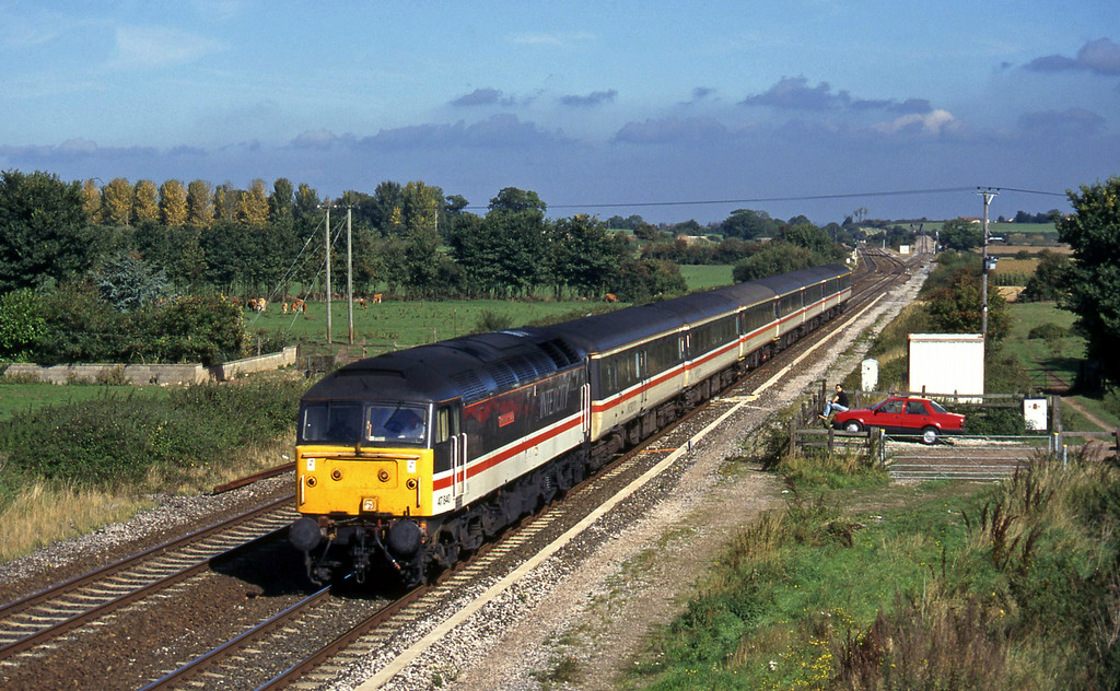 47840, 09.10 Liverpool Lime Street-Plymouth, Cogload, 2-10-96.