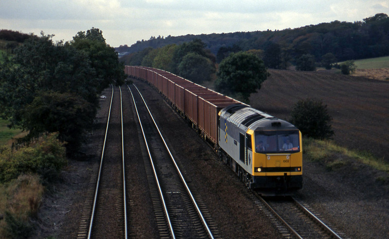 60002, Roxby-Grimsby, Melton Ross, near Barnetby, 1-10-96.