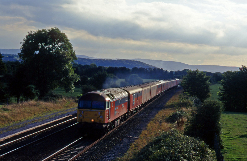 47788, 15.09 Plymouth-Low Fell, Cogload, 2-10-96.