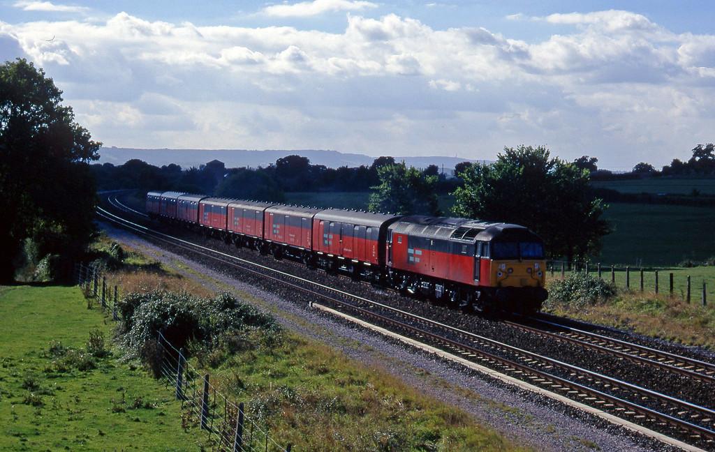 47780, 12.44 Plymouth-Glasgow, Cogload, 2-10-96.