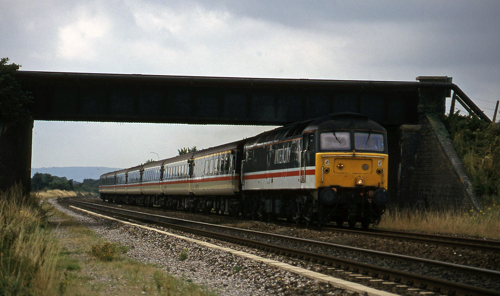 47826, 10.44 Plymouth-Manchester Piccadilly, Cogload, 3-9-96.