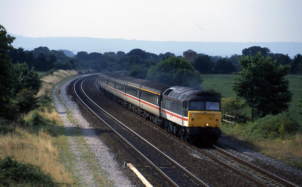 47839, 10.44 Plymouth-Manchester Piccadilly, Cogload, 10-9-96.